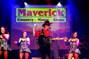 Mavericks Live Music Show