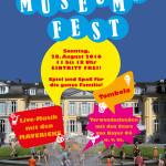 Museumsfest Schloß Mrsbroich